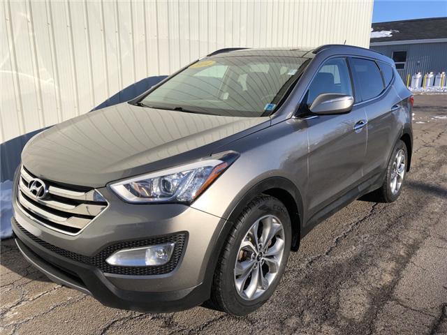 2014 Hyundai Santa Fe Sport 2.0T SE (Stk: N249TA) in Charlottetown - Image 1 of 23
