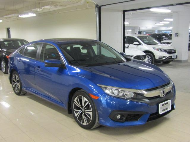 2016 Honda Civic EX-T (Stk: D12516A) in Toronto - Image 7 of 29