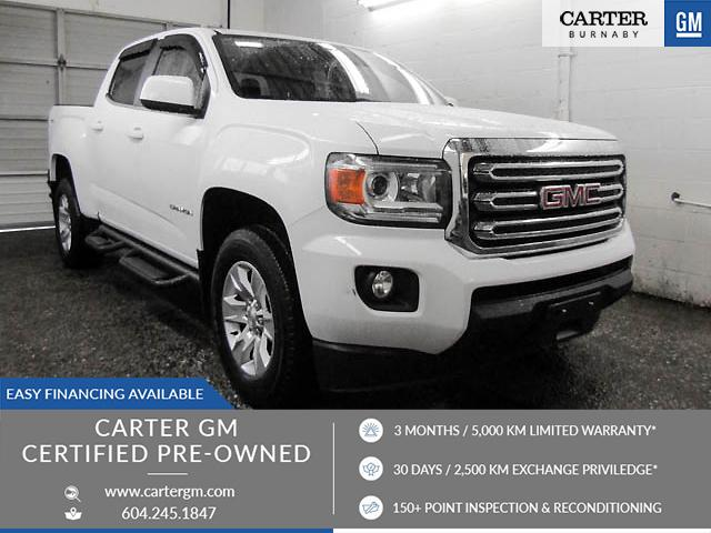 2016 GMC Canyon SLE (Stk: P9-57580) in Burnaby - Image 1 of 23