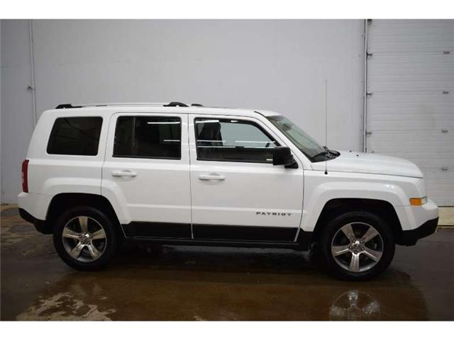 2017 Jeep Patriot HIGH ALTITUDE 4X4 - HTD SEATS * LEATHER * SUNROOF (Stk: B3346) in Cornwall - Image 1 of 30