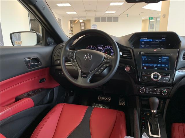 2019 Acura ILX Premium A-Spec (Stk: L12524) in Toronto - Image 9 of 10