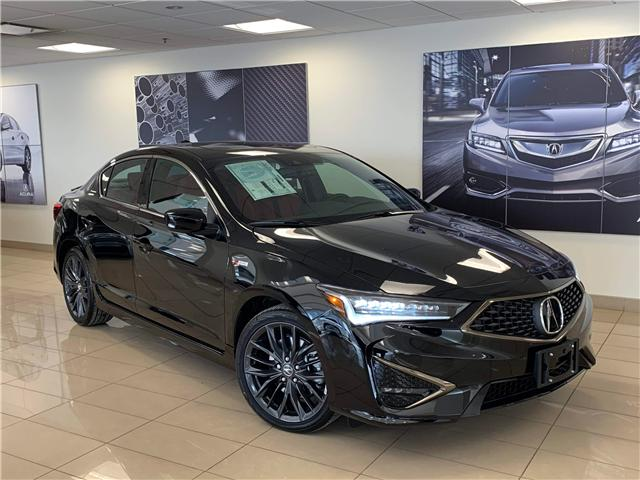 2019 Acura ILX Tech A-Spec (Stk: L12567) in Toronto - Image 1 of 10