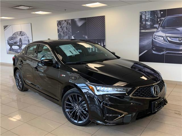 2019 Acura ILX Tech A-Spec (Stk: L12445) in Toronto - Image 1 of 10
