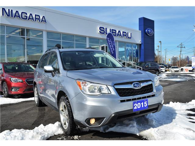 2015 Subaru Forester 2.5i Limited Package (Stk: S4026A) in St.Catharines - Image 1 of 19