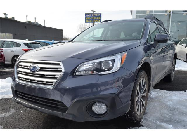 2016 Subaru Outback 2.5i Limited Package (Stk: Z1467) in St.Catharines - Image 3 of 16