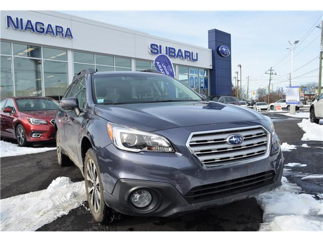 2016 Subaru Outback 2.5i Limited Package (Stk: Z1467) in St.Catharines - Image 1 of 16