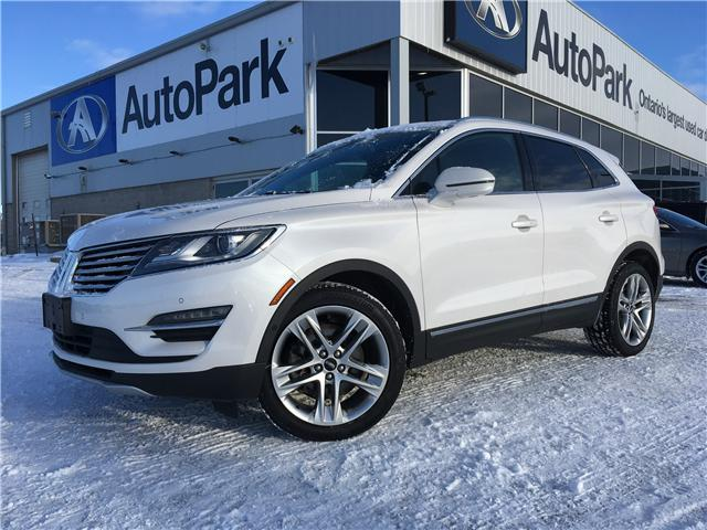 2016 Lincoln MKC Reserve (Stk: 16-15942MB) in Barrie - Image 1 of 30