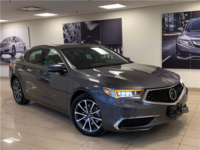2019 Acura TLX Base (Stk: TX12527) in Toronto - Image 1 of 9
