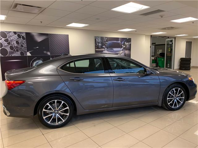 2019 Acura TLX Base (Stk: TX12527) in Toronto - Image 2 of 9