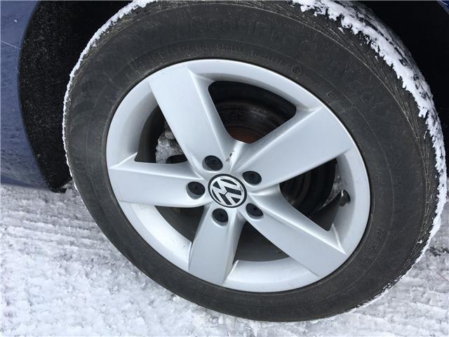 2014 Volkswagen Jetta 2.0 TDI Comfortline (Stk: 14-15059MB) in Barrie - Image 9 of 26