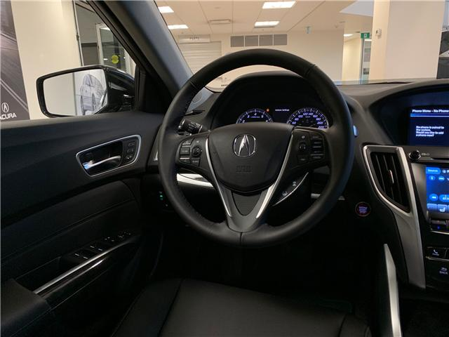 2019 Acura TLX Base (Stk: TX12527) in Toronto - Image 8 of 9