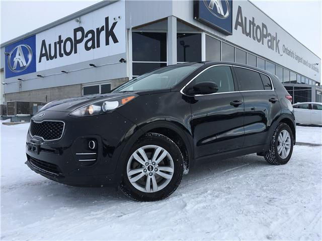 2018 Kia Sportage LX (Stk: 18-62760RJB) in Barrie - Image 1 of 26