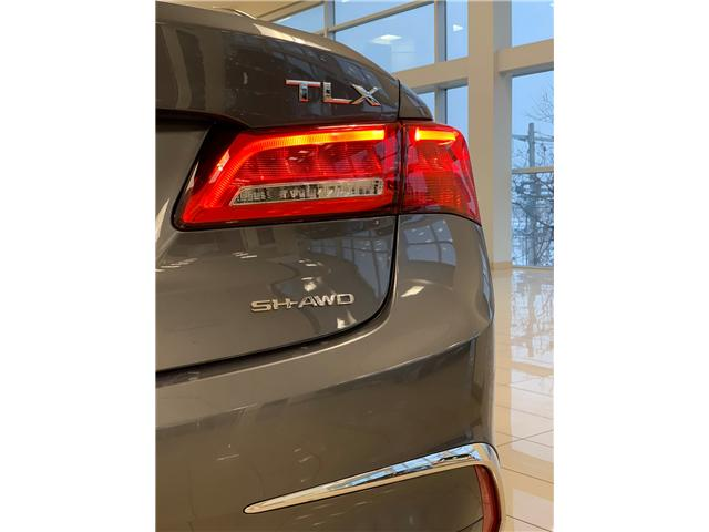 2019 Acura TLX Base (Stk: TX12532) in Toronto - Image 3 of 9
