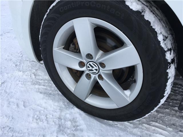 2014 Volkswagen Jetta 2.0 TDI Comfortline (Stk: 14-21619MB) in Barrie - Image 9 of 26