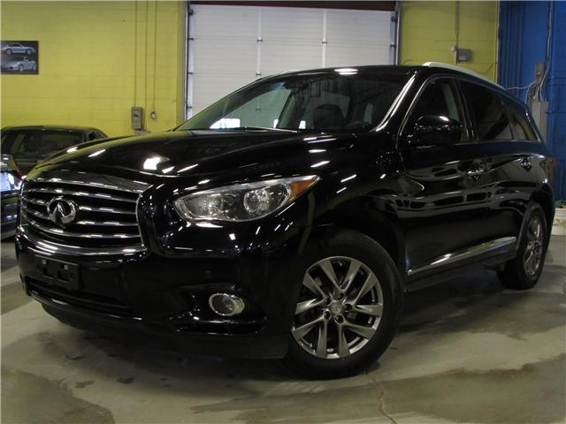 2015 Infiniti QX60 Base (Stk: C5550) in North York - Image 1 of 21