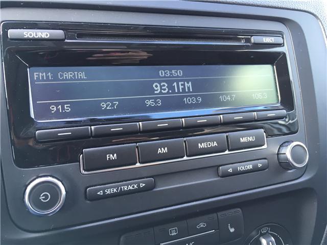 2014 Volkswagen Jetta 2.0 TDI Comfortline (Stk: 14-21619MB) in Barrie - Image 25 of 26