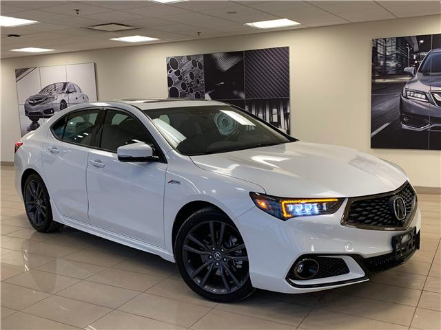 2019 Acura TLX Elite A-Spec (Stk: TX12406) in Toronto - Image 1 of 10