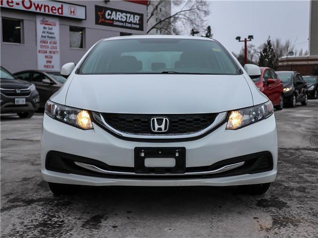 2013 Honda Civic LX (Stk: 30328-3) in Ottawa - Image 2 of 23