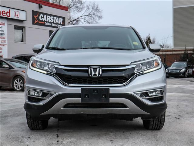 2016 Honda CR-V EX (Stk: H7416-0) in Ottawa - Image 2 of 27