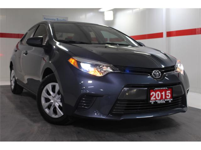 2015 Toyota Corolla LE ECO (Stk: 297544S) in Markham - Image 1 of 24