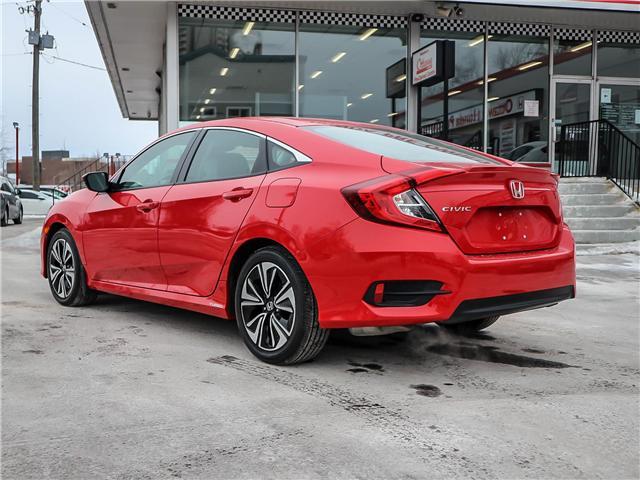 2018 Honda Civic EX-T (Stk: H7475-0) in Ottawa - Image 7 of 27
