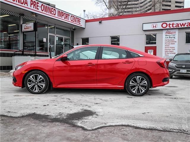 2018 Honda Civic EX-T (Stk: H7475-0) in Ottawa - Image 8 of 27