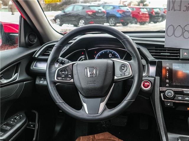2018 Honda Civic EX-T (Stk: H7475-0) in Ottawa - Image 12 of 27