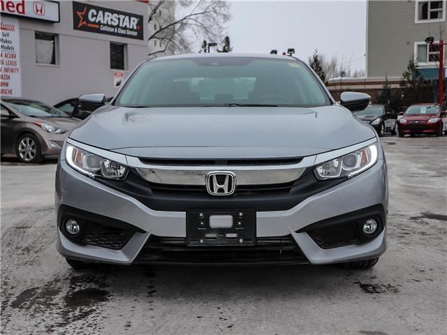 2016 Honda Civic EX-T (Stk: H7382-1) in Ottawa - Image 2 of 26
