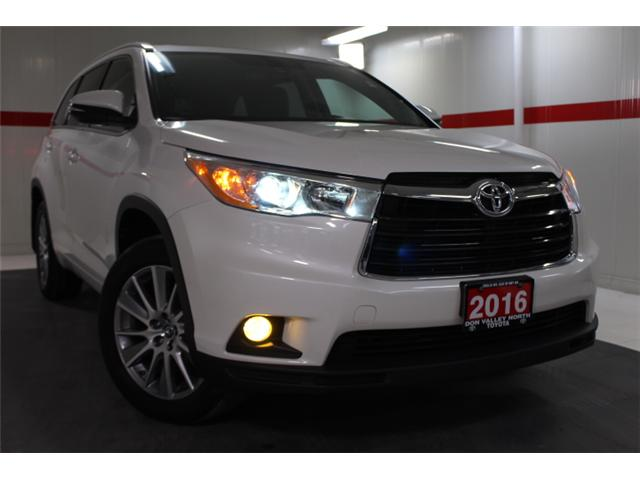 2016 Toyota Highlander XLE (Stk: 297500S) in Markham - Image 1 of 27