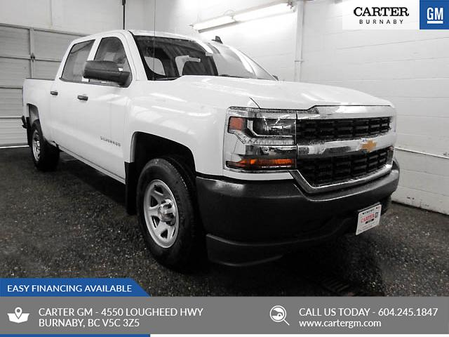 2018 Chevrolet Silverado 1500 WT (Stk: N8-99230) in Burnaby - Image 1 of 13