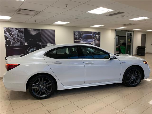 2019 Acura TLX Tech A-Spec (Stk: TX12425) in Toronto - Image 2 of 10