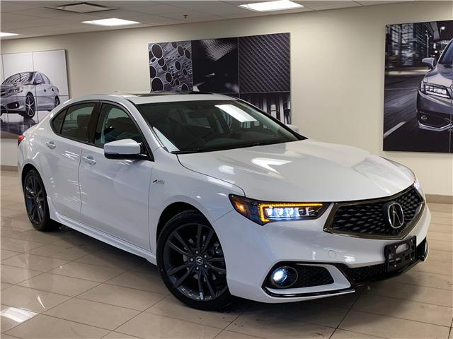 2019 Acura TLX Tech A-Spec (Stk: TX12425) in Toronto - Image 1 of 10