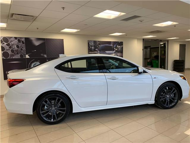 2019 Acura TLX Tech A-Spec (Stk: TX12508) in Toronto - Image 2 of 10