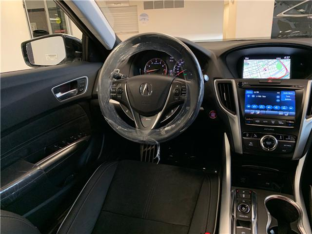 2019 Acura TLX Tech A-Spec (Stk: TX12098) in Toronto - Image 9 of 10