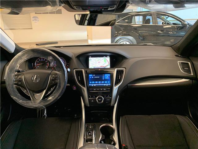 2019 Acura TLX Tech A-Spec (Stk: TX12098) in Toronto - Image 7 of 10