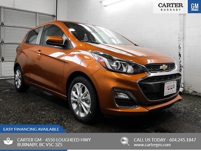 2019 Chevrolet Spark 1LT CVT (Stk: 49-32810) in Burnaby - Image 1 of 12