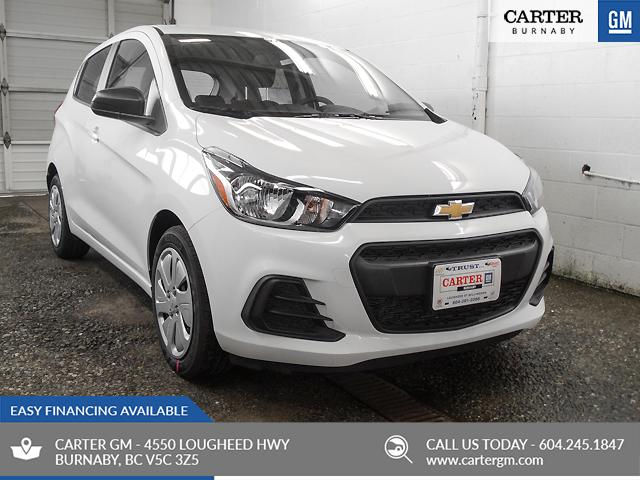 2018 Chevrolet Spark LS CVT (Stk: 48-41240) in Burnaby - Image 1 of 7