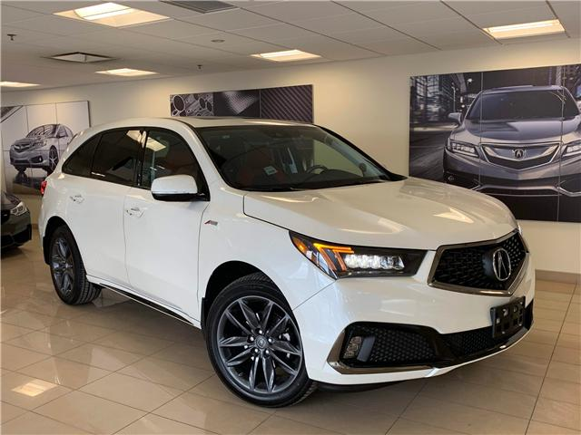 2019 Acura MDX A-Spec (Stk: M12568) in Toronto - Image 1 of 10