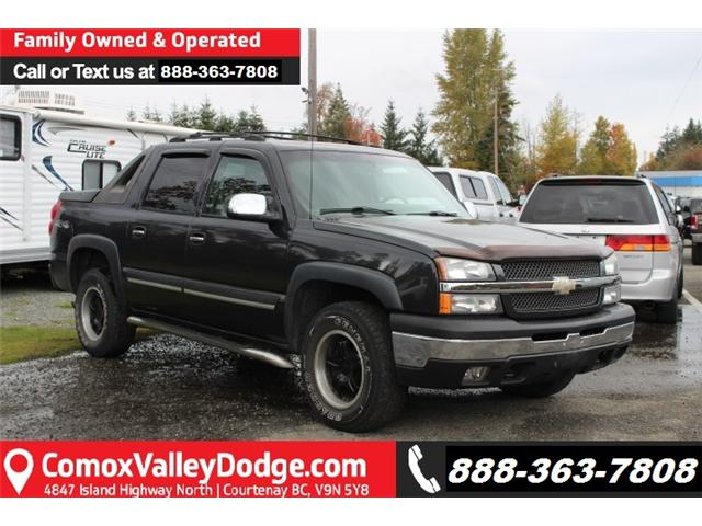2005 Chevrolet Avalanche 1500 LS (Stk: S104668B) in Courtenay - Image 1 of 11