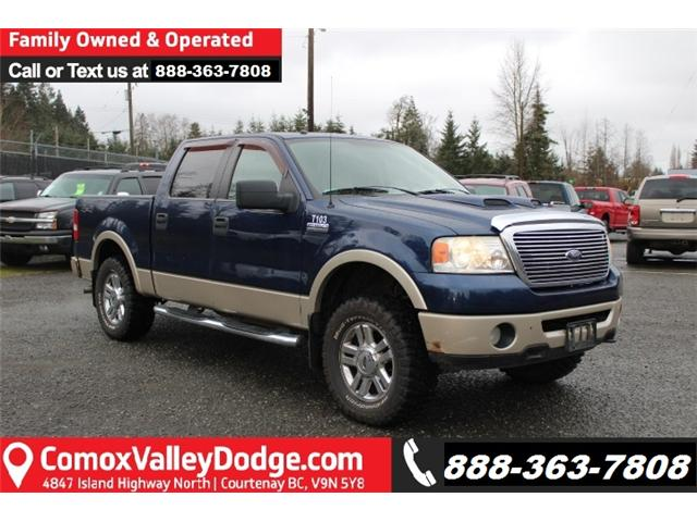 2008 Ford F-150 Lariat (Stk: N630124B) in Courtenay - Image 1 of 10
