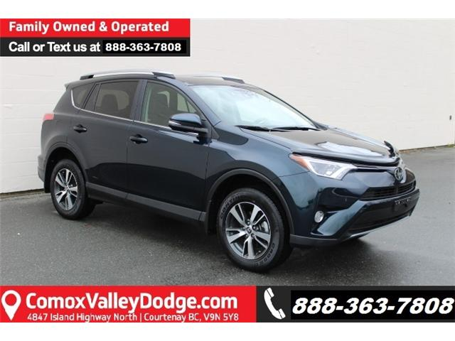 2017 Toyota RAV4 XLE (Stk: W370173) in Courtenay - Image 1 of 30