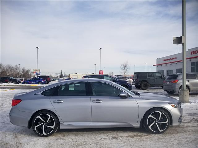 2019 Honda Accord Sport 1.5T (Stk: 2190591) in Calgary - Image 2 of 10