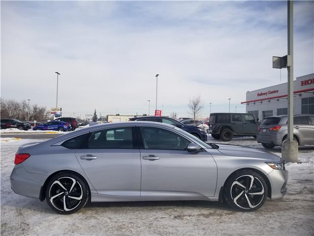 2019 Honda Accord Sport 1.5T (Stk: 2190592) in Calgary - Image 2 of 10