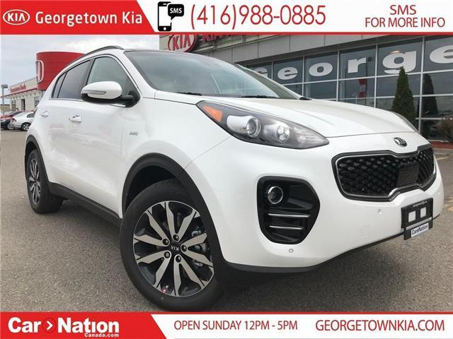 2019 Kia Sportage EX PREMIUM | $213 BI-WEEKLY | AWD | (Stk: ST19024) in Georgetown - Image 1 of 30