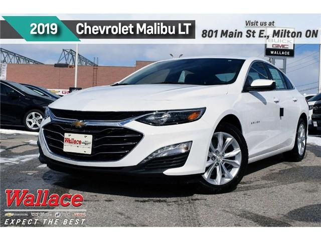 2019 Chevrolet Malibu LT (Stk: 152447) in Milton - Image 1 of 9
