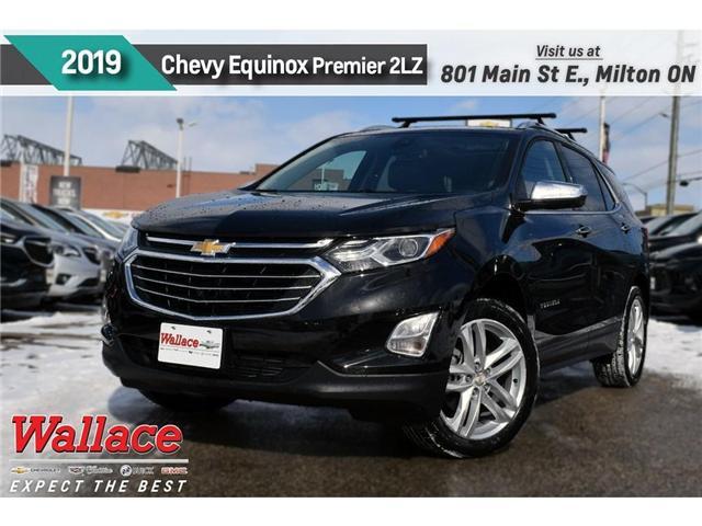 2019 Chevrolet Equinox Premier (Stk: 225833) in Milton - Image 1 of 11