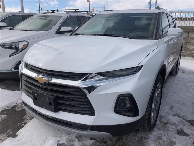 2019 Chevrolet Blazer 3.6 True North (Stk: 582552) in BRAMPTON - Image 1 of 5