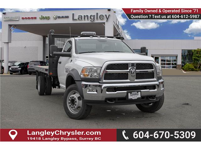 2018 RAM 5500 Chassis ST/SLT (Stk: J362318) in Surrey - Image 1 of 23