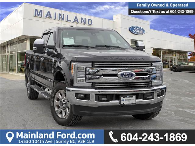 2018 Ford F-350 Lariat (Stk: 8F31648) in Surrey - Image 1 of 30