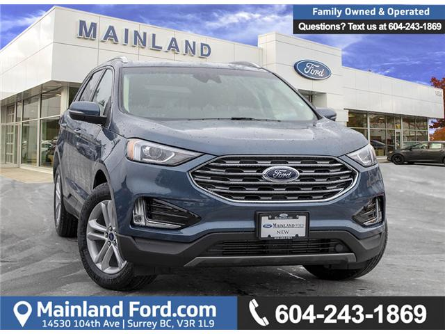 2019 Ford Edge SEL (Stk: 9ED4721) in Surrey - Image 1 of 28